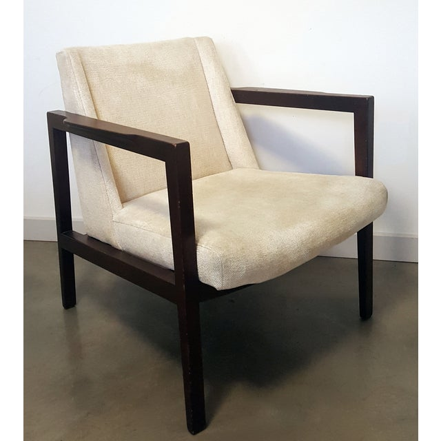 Dunbar Open-Frame Lounge Chair by Edward Wormley - Image 5 of 7