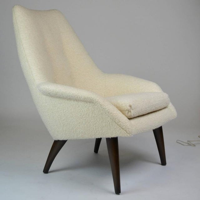 Mid-Century Modern Danish Lounge Chair For Sale In Palm Springs - Image 6 of 6
