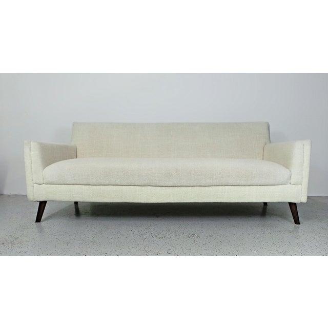 Paul McCobb Planner Group Tweed Sofa - Image 3 of 11