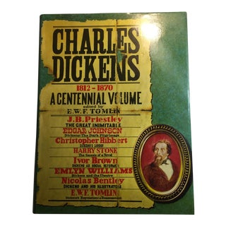 """""""Charles Dickens: A Centennial Volume"""" Book For Sale"""