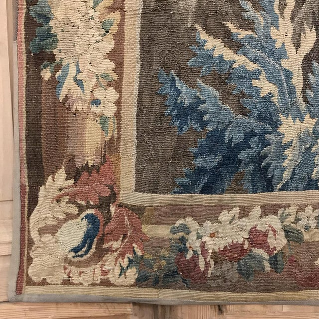 Grand 17th Century Oudenaarde Tapestry For Sale In Dallas - Image 6 of 13