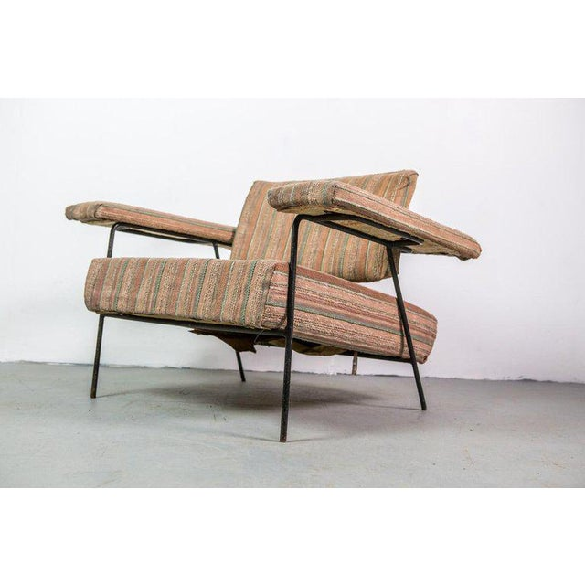 Craft Associates Rare Adrian Pearsall Lounge Chair for Craft Associates For Sale - Image 4 of 9