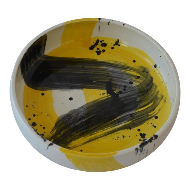 Contemporary Ceramic Utility Bowl For Sale