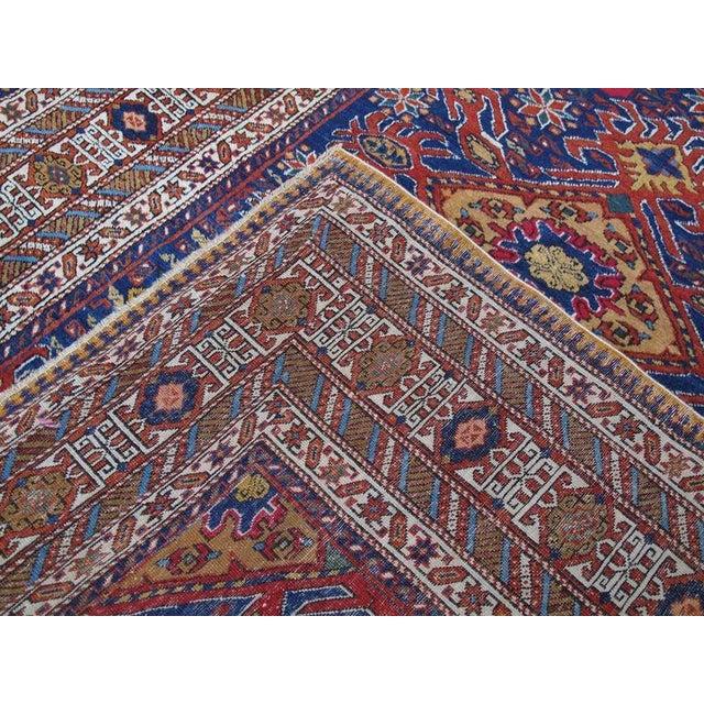 Textile Daghestan or Shirvan Rug For Sale - Image 7 of 10