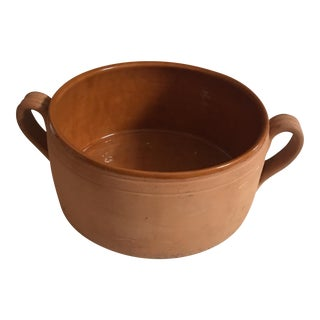 Earthenware Glazed Crock Cookware