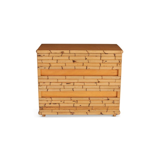 Venturini Bamboo Chest of Drawers For Sale - Image 10 of 10