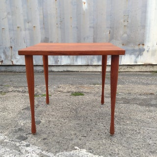 1950s Mid-Century Modern Teak Side Table Preview