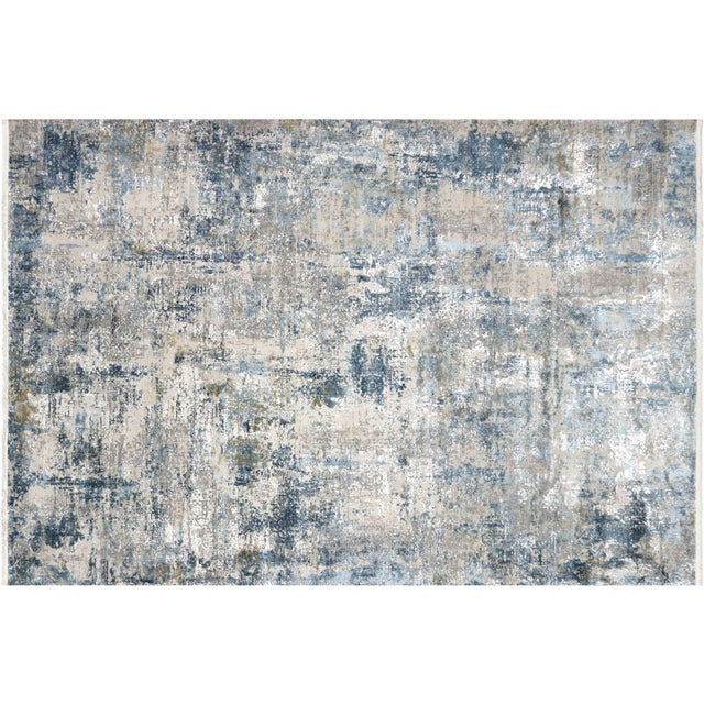 """Contemporary Turkish Loomed Rug - 3'3"""" X 4'11"""" For Sale In Los Angeles - Image 6 of 6"""