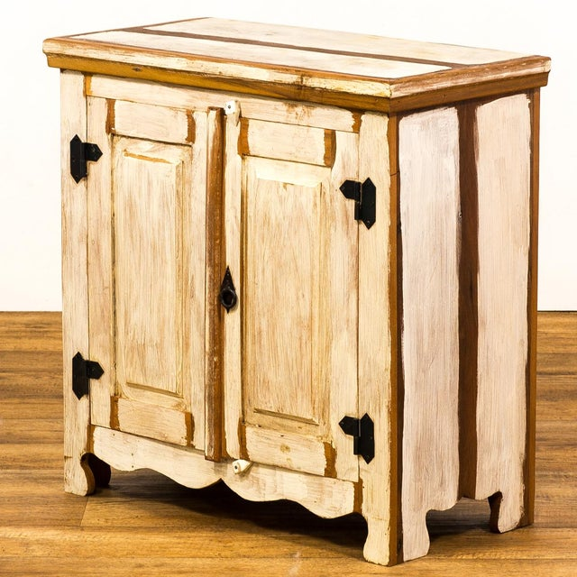 Reclaimed Wood Cabinet For Sale In Los Angeles - Image 6 of 8