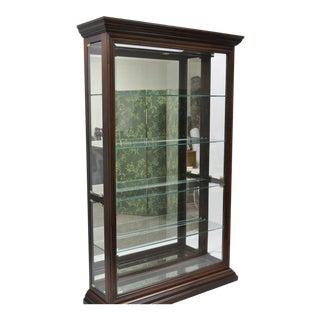 Pulaski Furniture Cherry Wood Cabinet