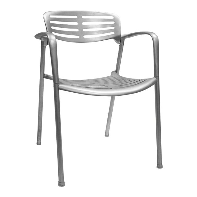 Amat-3 Toledo Stack Chair by Jorge Pensi For Sale