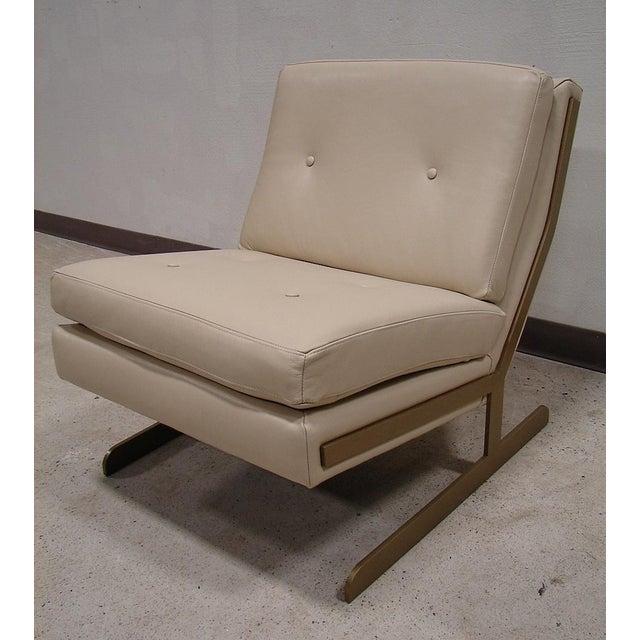 Bernhardt Mid-Century Modern Regency Accent Chair - Image 2 of 5