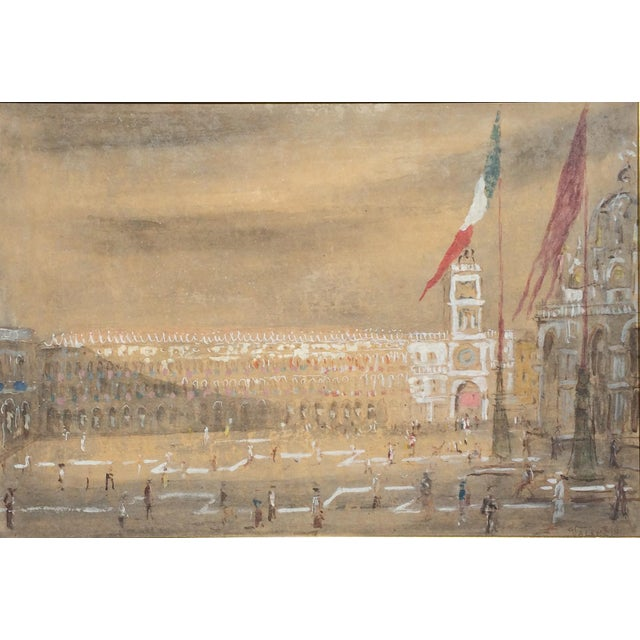 Wood Piazza San Marco by Giorgio Valenzin For Sale - Image 7 of 8