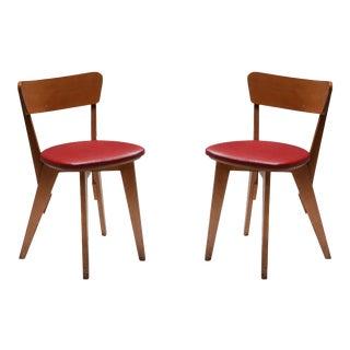 Dutch Modernist Chair by Wim Den Boon - 1947 For Sale