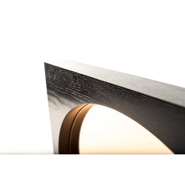 Jason Mizrahi Mars Mirror For Sale - Image 4 of 5