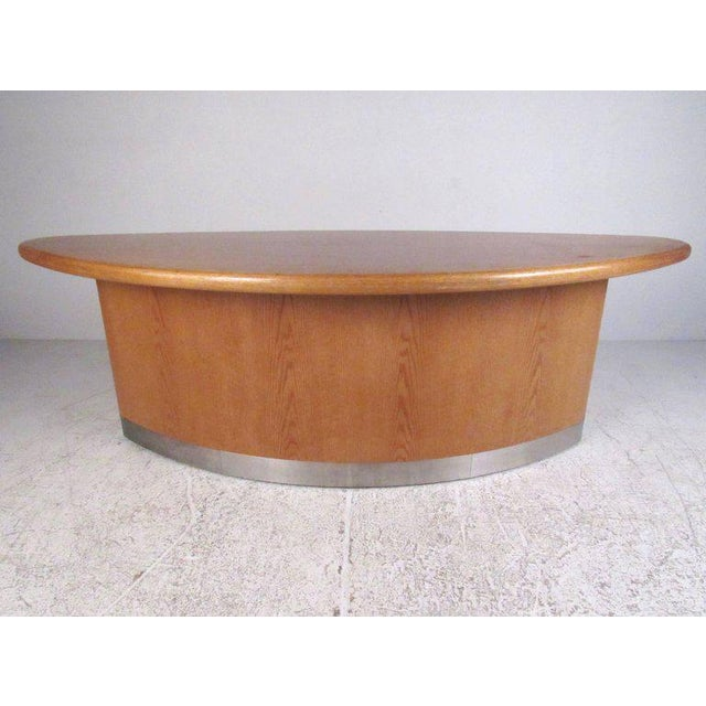Scandinavian Modern Teak Centre Table For Sale - Image 4 of 11