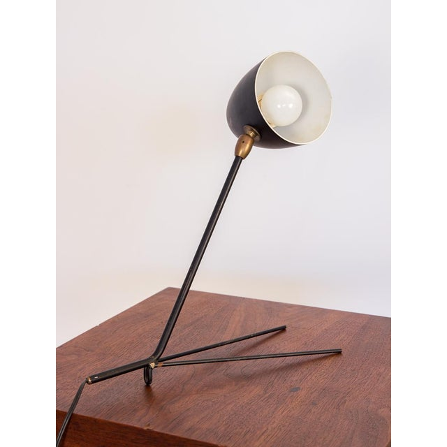 Mid-Century Modern Cocotte Desk Lamp by Serge Mouille For Sale - Image 3 of 10