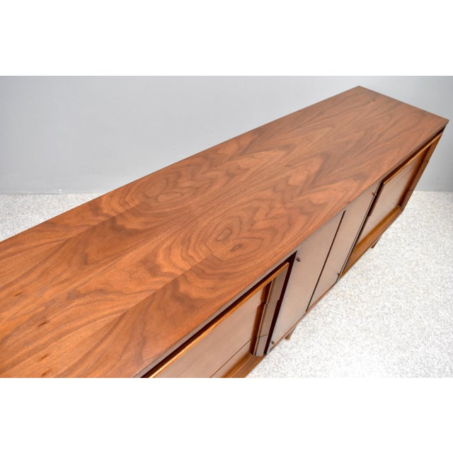 Mid-Century Modern Dresser/Credenza by Basic Witz For Sale - Image 9 of 12
