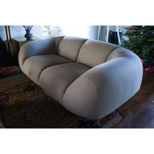 1970's Modern Italian Sofa For Sale - Image 10 of 10
