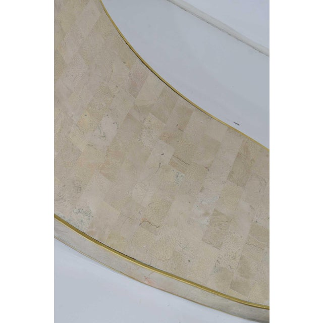 Maitland Smith Tessellated Marble Console For Sale - Image 9 of 11