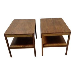 Drexel Declaration Side Tables - A Pair