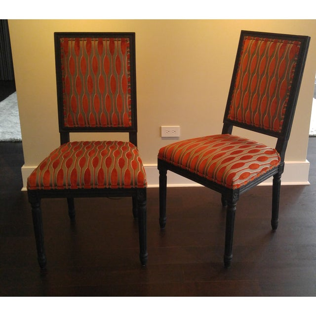 Ritz Carlton Showroom Dining Chairs - A Pair - Image 2 of 7