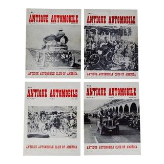 Antique Automobile Club Magazines - 1956 Full Year