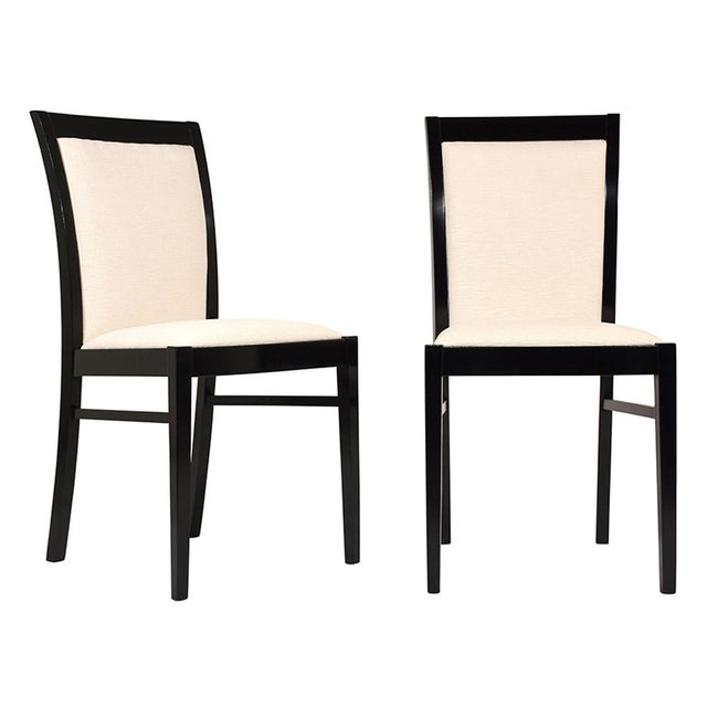 Set of Eight Regency-style Dining Chairs - Image 4 of 10