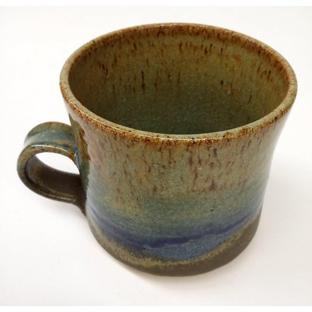 Hand-Thrown Shaving Mug - Image 6 of 7