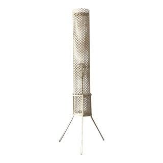 Unusual Floor Lamp in the Style of Mathieu Matégot