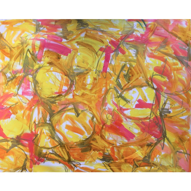 """""""Chinese New Year 2"""" Abstract by Trixie Pitts - Image 1 of 3"""