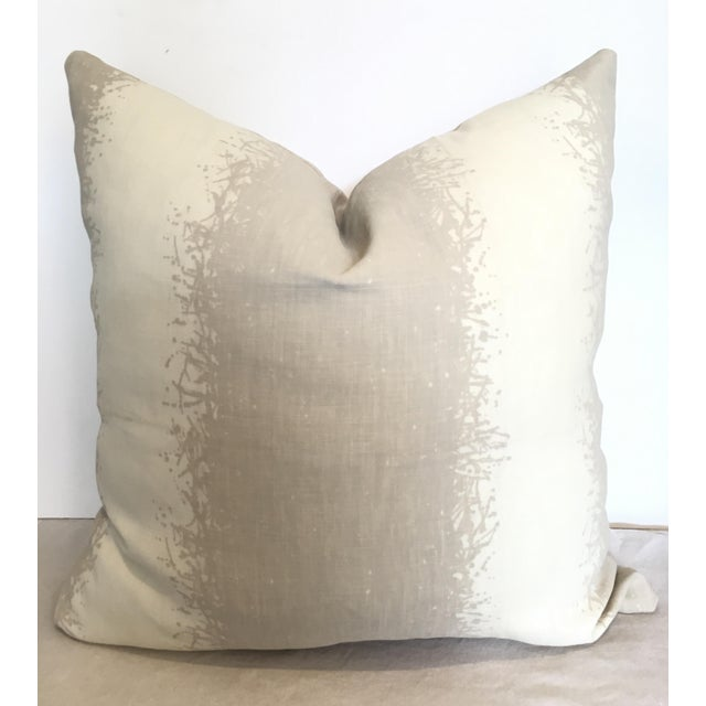 Designer Laura Kirar Pillow Cover For Sale - Image 4 of 4