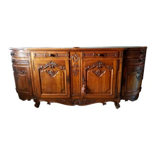 19th Century French Country Buffet For Sale
