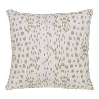 Curated Kravet Les Touches Pillow - Sand For Sale