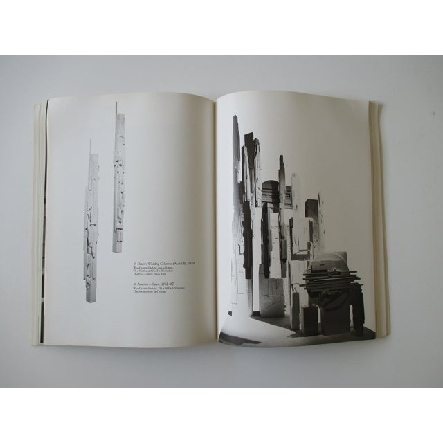 Louise Nevelson Atmospheres and Environments Book For Sale In Miami - Image 6 of 7
