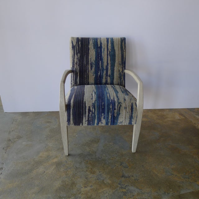 Mid-Century Modern Mid-Century Occasional - Lounge Chair Reimagined For Sale - Image 3 of 8