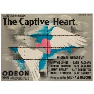 "John Bainbridge ""The Captive Heart"" For Sale"