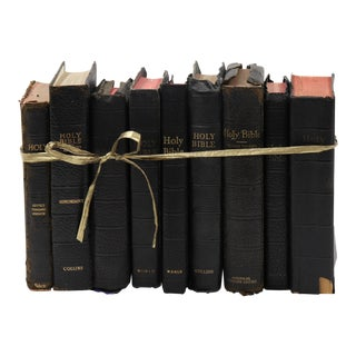 Vintage Bible Book Bundle For Sale
