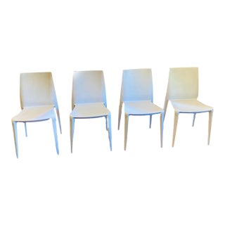 Mario Bellini for Heller Chairs- Set of 4 For Sale