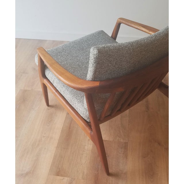 1950s Folke Ohlsson Armchair 72-C for Dux For Sale In Seattle - Image 6 of 13
