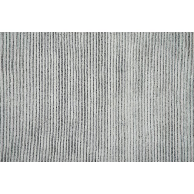 Stark Studio Rugs Stark Studio Rugs Contemporary Oriental Bamboo Silk and Wool Rug - 8' X 10' For Sale - Image 4 of 5