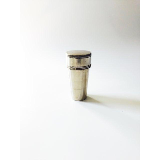 Vintage Metal Travel Mugs - Set of 6 - Image 3 of 6