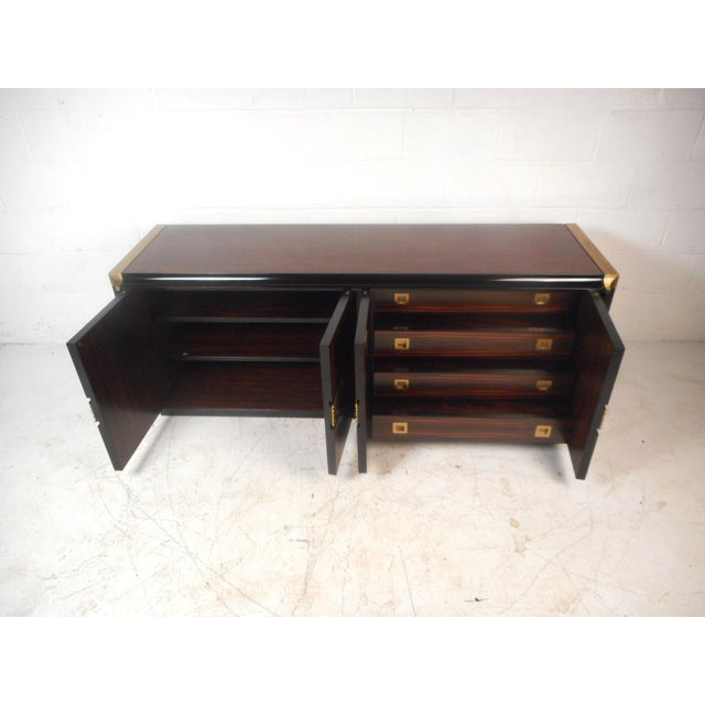 Frigerio Di Desio Impressive Midcentury Chic Sideboard by Frigerio For Sale - Image 4 of 9