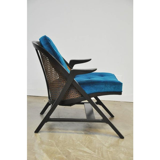 Dunbar Furniture Dunbar 5700a Lounge Chair by Edward Wormley For Sale - Image 4 of 6