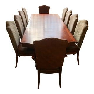 Hickory White Dining Set