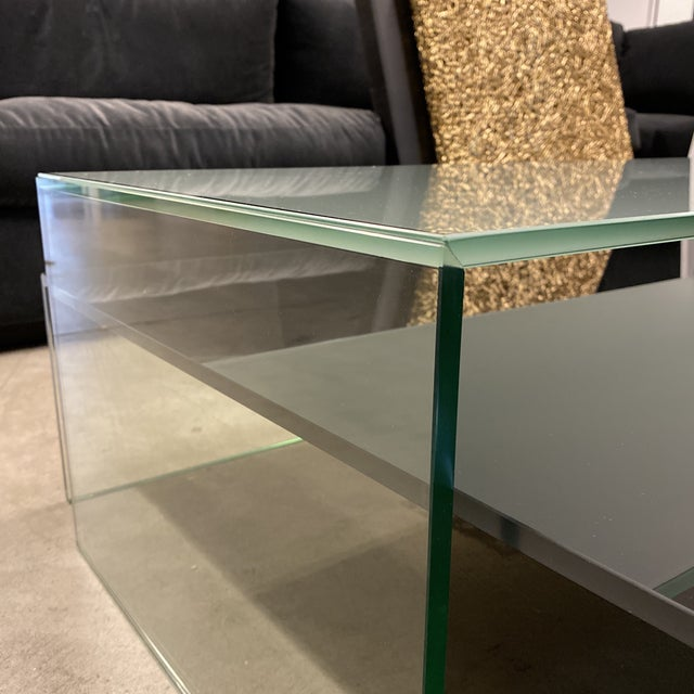 Design Within Reach Niels Bendtsen S Glass Nesting Coffee Tables