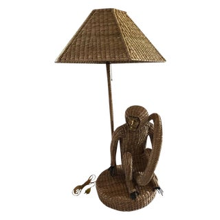 Mario Lopez Torres Monkey Table Lamp Preview