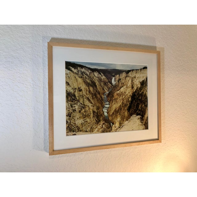 Color Photography 1980s Vintage Original Waterfall Photograph by Willy Skigen For Sale - Image 7 of 13