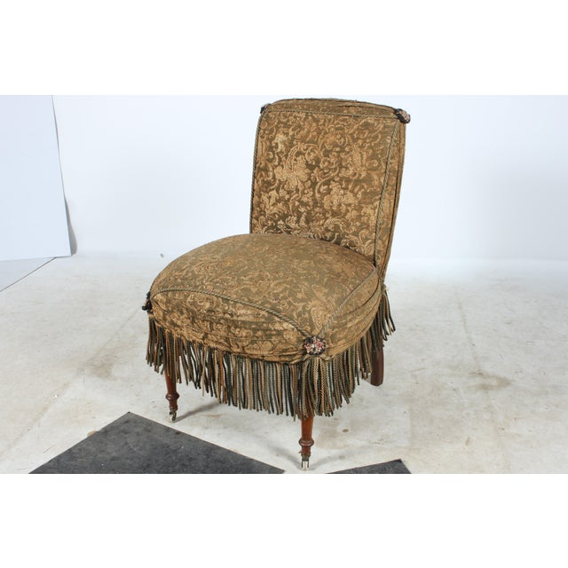 Early 1900s Boudoir Style Chair - Image 2 of 5