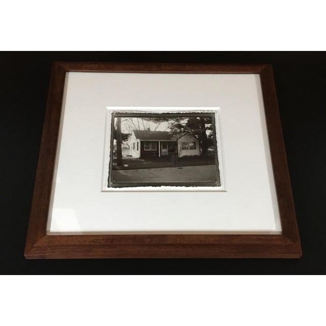 Brown 20th Century Contemporary Gallery Wall Collection of Black and White Photography - 5 Pieces For Sale - Image 8 of 13